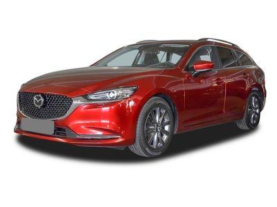 gebraucht Mazda 6 Facelift Kombi 2.0 SKYACTIV-G 165 Exclusive-Line (