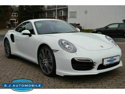 gebraucht Porsche 911 Turbo 9913.8,Sport-Chrono,Schiebedach,Top