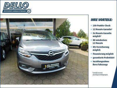 gebraucht Opel Zafira Active