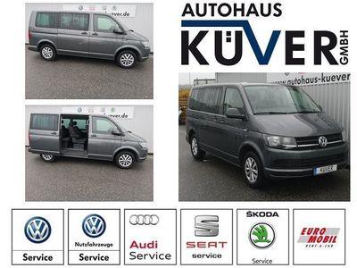 gebraucht VW Multivan T62,0 TDI DSG Navi Tempomat AHK 7-S