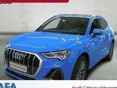 gebraucht Audi Q3 45 TFSI quattro S-line Matrix*Navi*Pano*