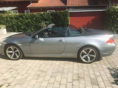 gebraucht BMW 650 Cabriolet i Aut.