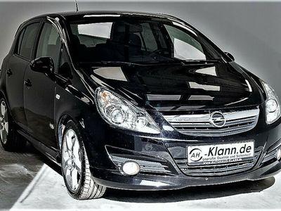 gebraucht Opel Corsa D 1.7 CDTi 125PS OPC-line Sport 1.Hand SHZ