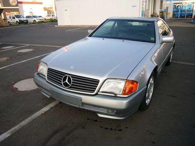 gebraucht Mercedes SL500 2.Hd. Deutsches Fahrzeug Originalzustand