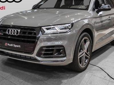 gebraucht Audi SQ5 TDI LED NAVI Black&Grey Assistenzpakete sofort verfügbar