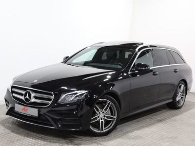 gebraucht Mercedes E220 T AMG SPORT,COMAND,TOTWINKEL,BURMESTER