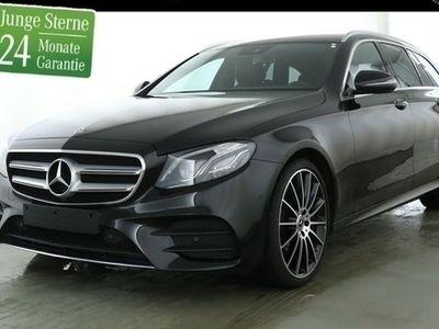 gebraucht Mercedes E250 AMG MULTIBEAM+Navi+Sitzhzg.+Totw.+PTS+