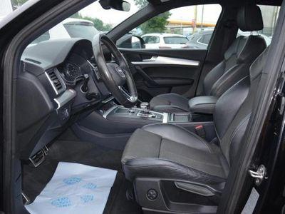 gebraucht Audi Q5 s2.0 TDI sport S line AHK ACC Navi
