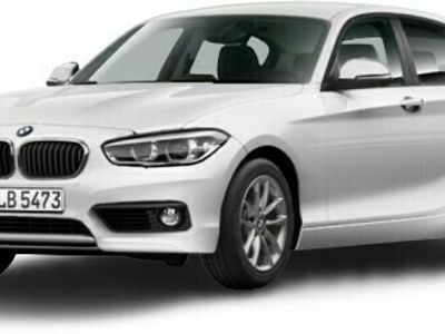 gebraucht BMW 116 116 i Advantage LED Keyless LED-hinten LED-Tagfahrlicht Multif.Lenkrad RDC Klimaautom SHZ