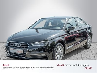 gebraucht Audi A3 Limousine 1.4 TFSI Attraction *NAVI-VORB*XENON*GRA*