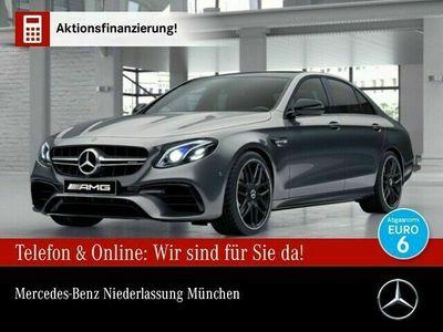 gebraucht Mercedes E63 AMG S 4M+ Drivers.Wide.COM.Pano.Night.Multi
