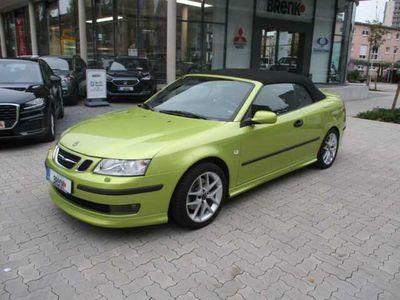 gebraucht Saab 9-3 Cabriolet 2.0T Aero *Tempomat\/Klimaauto*