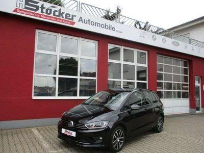 gebraucht VW Golf Sportsvan Sound Xenon ACC DYNAUDIO