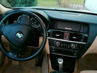 gebraucht BMW X3 2.0l diesel s drive