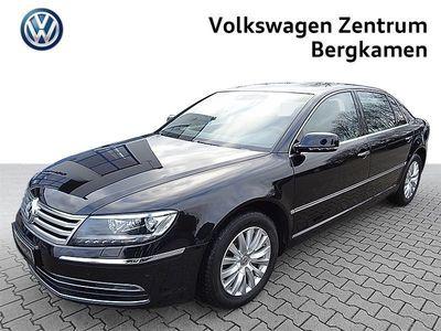 gebraucht VW Phaeton V6 TDI Lang SD/DYNAUDIO/XENON/Navi/Leder/ALU