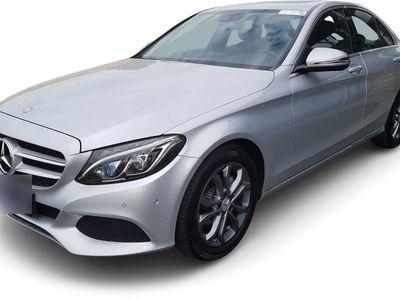 gebraucht Mercedes C200 C 200AVANTGARDE+LED+SPUR+TOTW+ NAVI+SHD+PARK+SHZ
