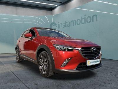 gebraucht Mazda CX-3 CX-3SKY-G 150 AWD SPORTS LED+HEADUP+NAVI+KAMERA Sports-Line AWD