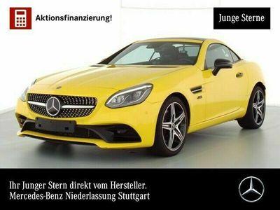 gebraucht Mercedes SLC300 SLCFinal Edition AMG Pano ILS COMAND Distr.