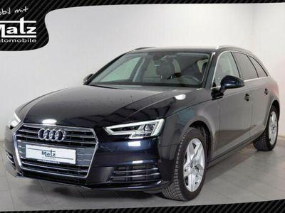 gebraucht Audi A4 Avant 2.0 TDI Aut. S-line*HUD*LED*FPK*