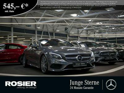 gebraucht Mercedes S400 4M Coupe AMG bei Gebrachtwagen.expert