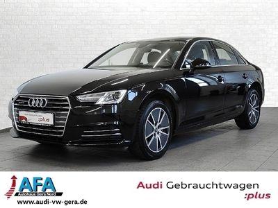 gebraucht Audi A4 2,0 TDI quattro S tronic Sport*virt.CP*Navi*Alcantara*EUR6