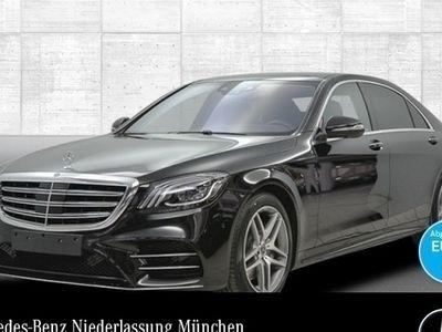 gebraucht Mercedes S350L d AMG Nachtsicht Fondent 360° Airmat Pano