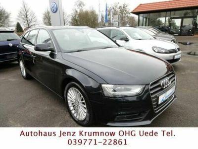 gebraucht Audi A4 Avant 2.0 TDI 140kW multitronic Ambiente