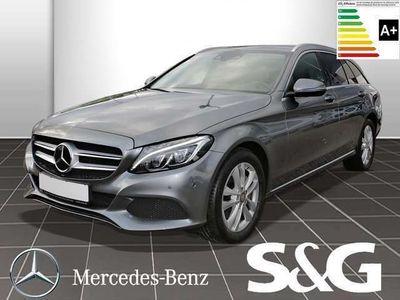 gebraucht Mercedes C250 d T Avantgarde Comand+Distro+Totwink+Stand