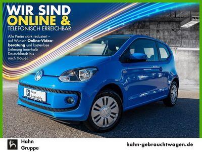 gebraucht VW up! up! move1.0 PDC Navi SHZ Klima Tempomat MP3