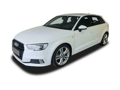 gebraucht Audi A3 Sportback A3 1.5 TFSI S-Line Sport ACC Navi Komfortschlüssel