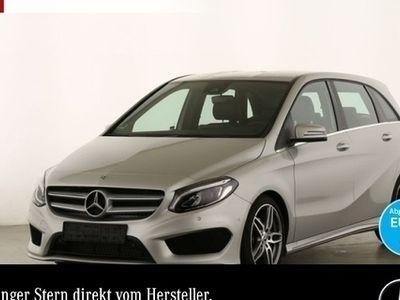 gebraucht Mercedes B180 AMG Carbon LED Keyl-GO Navi Laderaump PTS