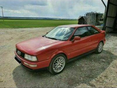 gebraucht Audi 80 Coupe 5-Zylinder