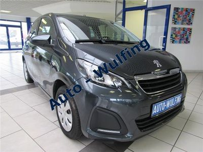 gebraucht Peugeot 108 1.0 e-VTi Active Klima,Sound,LED