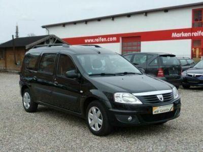 gebraucht Dacia Logan MCV 1.6 MPI*Scheckheft*Klima*1.Hand