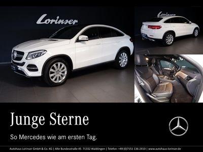 gebraucht Mercedes GLE350 d 4MATIC Coupé Lorinser 21''/PANO/AHK