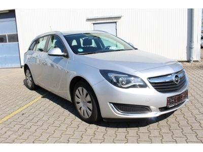 gebraucht Opel Insignia A Sports Tourer Edition 1.6 CDTI LED-Ta