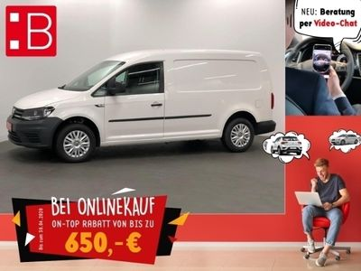 gebraucht VW Caddy Maxi 2.0 TDI Klima Einparkhilfe Radio