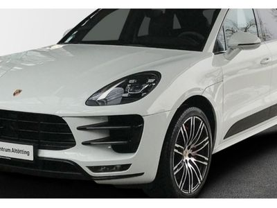 käytetty Porsche Macan Turbo Performance LED 21''Luft ACC