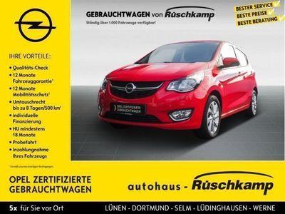 gebraucht Opel Karl Exklusiv Klimaautom LenkradHZG PDC SHZ BT