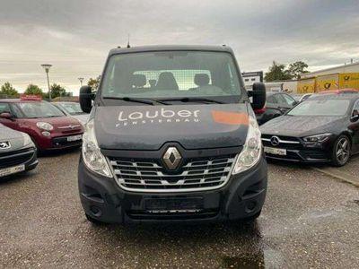 gebraucht Renault Master Pritsche/Fahrgest. L3H1 3,5t Garantie