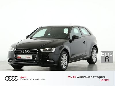 gebraucht Audi A3 Attraction 1.6 TDI clean diesel 81 kW (110 PS) 6-Gang