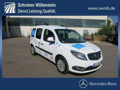 gebraucht Mercedes Citan 111 CDI Tourer Edition/L Klima