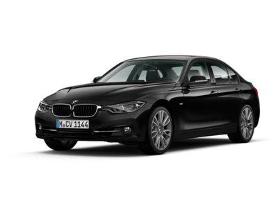 gebraucht BMW 335 d xDrive Sport Line Automatic Innovationsp.