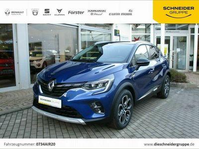 gebraucht Renault Captur Intens E-Tech PlugIn 160 SITZH+PDC+KAMERA