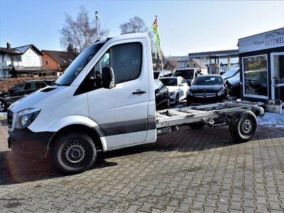 gebraucht Mercedes Sprinter II 316 CDI Euro6 AHK Fahrgestell