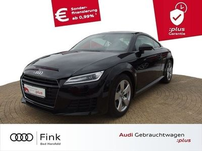 gebraucht Audi TT Coupé 1.8 TFSI Alcantara/Leder
