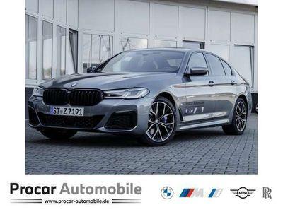 gebraucht BMW 530 d xDrive Limousine HUD Laser Navi Leder