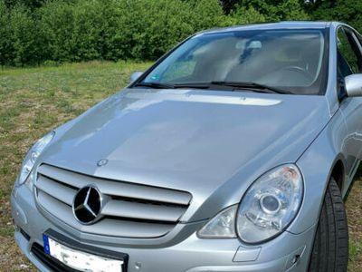 gebraucht Mercedes R320 R 320CDI 4MATIC 7 Sitzer ,Leder Navi