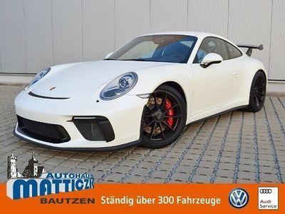 gebraucht Porsche 911 GT3 Sport-Chrono/Clubsport/Schalensitze/Voll-Foli
