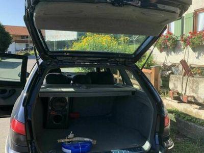 gebraucht Peugeot 406 Break (Kombi) CDI 2,0 vom erste Besitzer